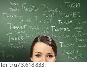 Купить «Современные коммуникации в интернете», фото № 3618833, снято 22 апреля 2012 г. (c) Sergey Nivens / Фотобанк Лори