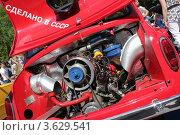 Двигатель Запорожца (2012 год). Редакционное фото, фотограф Татьяна Чистякова / Фотобанк Лори