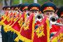 Церемония возложения венков к могиле Неизвестного Солдата под звуки военного оркестра, фото № 3634457, снято 8 мая 2011 г. (c) Losevsky Pavel / Фотобанк Лори