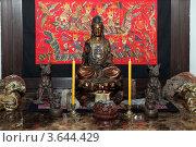 Купить «Алтарь в восточном стиле», эксклюзивное фото № 3644429, снято 26 июня 2012 г. (c) Татьяна Белова / Фотобанк Лори