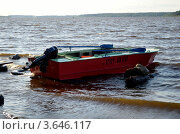 Лодка. Стоковое фото, фотограф Бурова Ольга / Фотобанк Лори