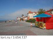 Купить «Калининградская область. Зеленоградск», эксклюзивное фото № 3654137, снято 8 июля 2012 г. (c) Svet / Фотобанк Лори