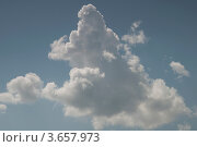 Облако. Стоковое фото, фотограф Денис Собкалов / Фотобанк Лори
