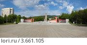 Купить «Миасс. Памятник скорбящей матери», фото № 3661105, снято 21 июня 2012 г. (c) Виталий Горелов / Фотобанк Лори