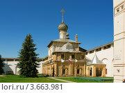 Церковь Одигитрии в Ростовском кремле (2012 год). Редакционное фото, фотограф Денис Ларкин / Фотобанк Лори