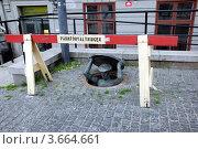 Купить «Памятник водопроводчику в Стокгольме, Швеция», фото № 3664661, снято 10 июля 2012 г. (c) Светлана Колобова / Фотобанк Лори