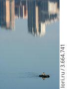 Отражение. Стоковое фото, фотограф Марат Сафаров / Фотобанк Лори