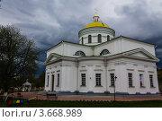 Собор в г. Белая Церковь, Украина. Стоковое фото, фотограф Андрей Корж / Фотобанк Лори