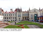 Рыбинск. Краеведческий музей (2011 год). Редакционное фото, фотограф Алексей Шипов / Фотобанк Лори