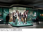 Купить «Москва. Музей Бородинская панорама.», эксклюзивное фото № 3680693, снято 23 мая 2012 г. (c) Дмитрий Неумоин / Фотобанк Лори