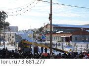 Проводы зимы (2011 год). Редакционное фото, фотограф Бордачёва Светлана / Фотобанк Лори