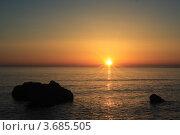 Восход. Стоковое фото, фотограф Зудин Виталий Владимирович / Фотобанк Лори