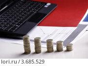 Экономика. Стоковое фото, фотограф Зудин Виталий Владимирович / Фотобанк Лори
