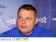 Владимир Алекно (2012 год). Редакционное фото, фотограф виктор антонов / Фотобанк Лори
