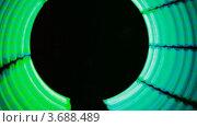 Купить «Иллюминация. Мелькающие разноцветные панели на темном фоне», видеоролик № 3688489, снято 7 мая 2010 г. (c) Losevsky Pavel / Фотобанк Лори