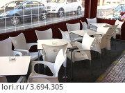 Купить «Уличное кафе», эксклюзивное фото № 3694305, снято 10 мая 2012 г. (c) Free Wind / Фотобанк Лори