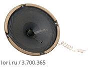 Купить «Головка динамическая», фото № 3700365, снято 27 июля 2012 г. (c) Игорь Веснинов / Фотобанк Лори