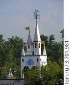 Измайловский кремль. Фрагмент башни. Москва (2012 год). Редакционное фото, фотограф lana1501 / Фотобанк Лори