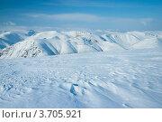 Купить «Заснеженные Хибины зимой», фото № 3705921, снято 31 марта 2012 г. (c) Morgenstjerne / Фотобанк Лори