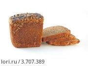 Нарезанный хлеб с семечками. Стоковое фото, фотограф Лариса Кривошапка / Фотобанк Лори