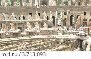 Купить «Амфитеатр в Колизее в солнечный день, таймлапс», видеоролик № 3713093, снято 29 октября 2010 г. (c) Losevsky Pavel / Фотобанк Лори
