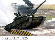 Т-90 (2012 год). Редакционное фото, фотограф Вячеслав Цыкун / Фотобанк Лори