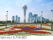 Купить «Астана. Городской пейзаж», фото № 3714901, снято 2 января 2000 г. (c) Parmenov Pavel / Фотобанк Лори