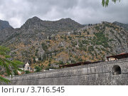 Черногория, Котор (2012 год). Стоковое фото, фотограф Юлия Желтенко / Фотобанк Лори