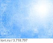 Абстрактная голубая текстура, фон-гранж. Стоковое фото, фотограф Юлия Шевченко / Фотобанк Лори