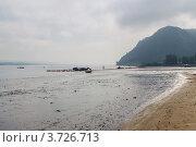 Жигулевский пляж. Стоковое фото, фотограф Андрей Бекетов / Фотобанк Лори