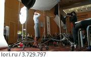 Купить «Международная конференция STOCKinRUSSIA10 (Таймлапс)», видеоролик № 3729797, снято 12 декабря 2010 г. (c) Losevsky Pavel / Фотобанк Лори