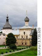 Ростов Великий, Кремль (2010 год). Редакционное фото, фотограф Екатерина Стрельникова / Фотобанк Лори