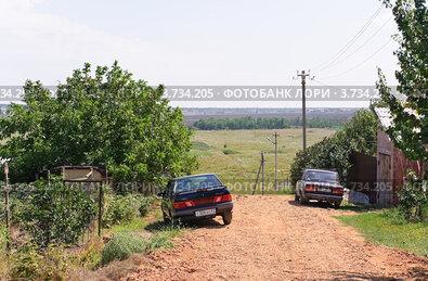 Улица в дачном поселке Ростова-на-Дону