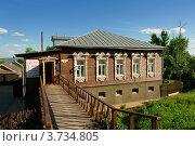 Купить «Дом ремесел в Ростове Великом», фото № 3734805, снято 7 июля 2012 г. (c) Денис Ларкин / Фотобанк Лори