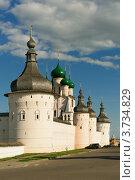 Вид на Ростовский кремль (2012 год). Редакционное фото, фотограф Денис Ларкин / Фотобанк Лори