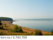Братское водохранилище. Стоковое фото, фотограф OV1957 / Фотобанк Лори