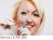 Купить «Врач-гинеколог», фото № 3747201, снято 20 ноября 2011 г. (c) Великова Ирина Николаевна / Фотобанк Лори
