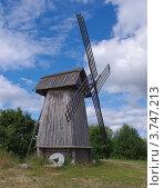 Ветряная мельница. Стоковое фото, фотограф Алексей Алексеев / Фотобанк Лори