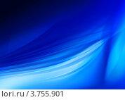 Купить «Абстрактный синий фон», иллюстрация № 3755901 (c) Dvarg / Фотобанк Лори