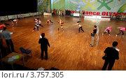 Купить «Жюри судят на VIII Международной Танцевальной олимпиаде», видеоролик № 3757305, снято 25 декабря 2011 г. (c) Losevsky Pavel / Фотобанк Лори