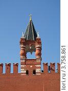 Купить «Царская башня Московского Кремля», эксклюзивное фото № 3758861, снято 3 августа 2012 г. (c) Елена Коромыслова / Фотобанк Лори