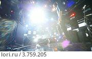 Купить «Дима Билан поет в клубе Imperia Lounge», видеоролик № 3759205, снято 30 сентября 2011 г. (c) Losevsky Pavel / Фотобанк Лори