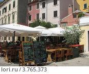 Купить «Виды города Ровинь. Хорватия. Европа», эксклюзивное фото № 3765373, снято 5 июля 2020 г. (c) lana1501 / Фотобанк Лори