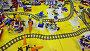 Игрушечная железная дорога, видеоролик № 3774813, снято 31 января 2012 г. (c) Losevsky Pavel / Фотобанк Лори