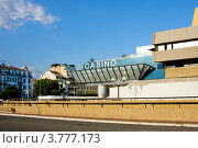 Купить «Канны, Франция, здание казино», фото № 3777173, снято 13 июня 2010 г. (c) ElenArt / Фотобанк Лори