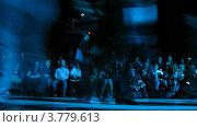 Купить «Множество фотографов на Неделе Моды», видеоролик № 3779613, снято 27 апреля 2012 г. (c) Losevsky Pavel / Фотобанк Лори