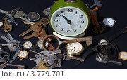Купить «Время и ключи», фото № 3779701, снято 25 августа 2012 г. (c) Сухарькова Светлана / Фотобанк Лори