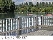 Купить «Измайловский парк. Москва», эксклюзивное фото № 3780957, снято 26 августа 2012 г. (c) lana1501 / Фотобанк Лори