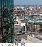 Берлин, небоскреб, Германия (2012 год). Редакционное фото, фотограф Светлана Самаркина / Фотобанк Лори