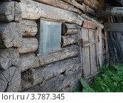 Старый сарай. Стоковое фото, фотограф Александр Каманин / Фотобанк Лори